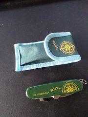 Felix Taschenmesser mit Gürteltasche