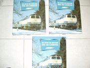 Märklin 3 Bände das Archiv