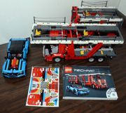 LEGO Technic 42098 - Autotransporter - TOP
