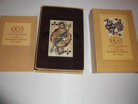 Sonstige Sammlungen - Skat Lattmann Spielkarten - NEU OVP -