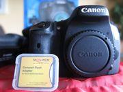 Body Canon EOS 7d mit