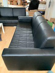 3 Sitzer Couch kunstleder