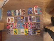 Telefonkarten Deutsch und Italienisch