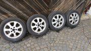 Opel Astra Sommerräder auf Alu