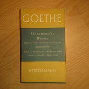 GOETHE - Gesammelte Werke - Band 5 -
