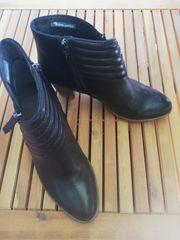 Tamaris Stiefeletten schwarz Größe 38