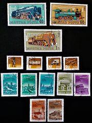 Briefmarken Ungarn