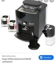 Krups Kaffee vollautomat