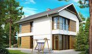 Ökologisches Einfamilienhaus in ruhiger Lage