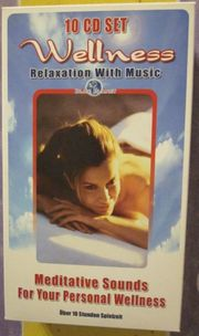 10 CD s Wellness Relaxation