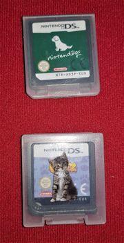 Nintendo DS 2x Spiele Catz