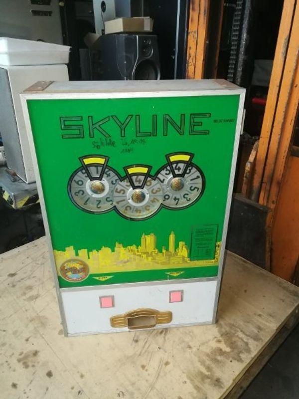Spielautomat Bergmann Skyline an Bastler