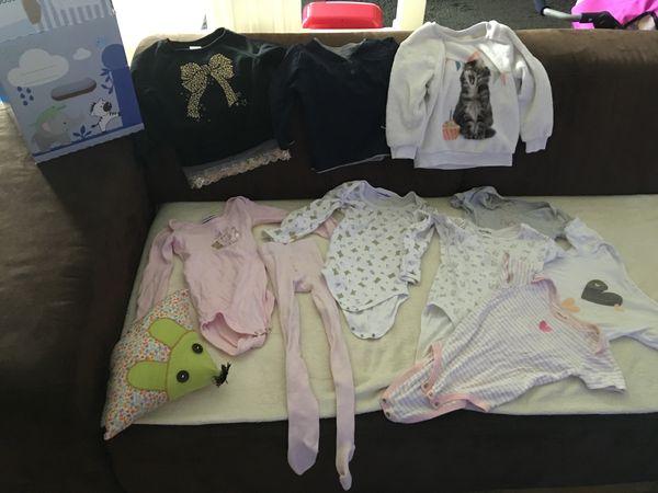 Verkaufe Baby Kleidung Größe 92