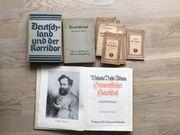 Alte Bücher zu verschenken