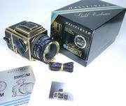 Hasselblad 500C M Gold Exclusive