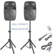 Aktive Soundstarkes Universelles Speaker Set-Activ