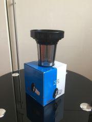 Bredemeijer Teefilter aus Edelstahl