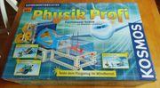 NEUWERTIG - KOSMOS Physik Profi - Experimentierkasten