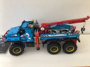 LEGO Technic Allrad-Abschleppwagen 42070