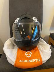 Motorradhelm Schuberth C3 - Klapphelm wie