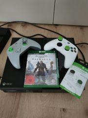 Xbox One mit Zubehör
