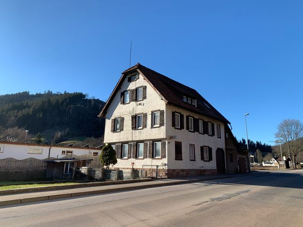 3 Zimmer Wohnung Baiersbronn-Mitteltal Nur
