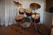 Schlagzeug Yamaha Stage Custom