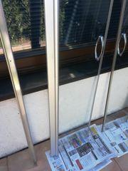 Duschtür Duschkabine Glastür Schwenktür 85