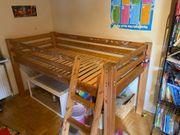 Hochbett - Kinderbett 2 Stück