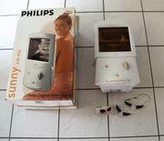 Solarium Gesichts- und Oberkörperbräuner Philips