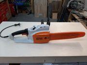 Stihl Carving Elektrokettensäge MSE 170