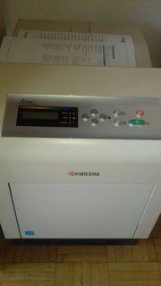 Farblaserdrucker Kyocera FS-C5350DN duplex