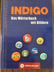 Indigo Wörterbuch mit Bildern Mildenberger