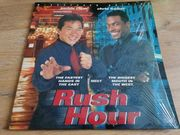 Rush Hour Laserdisc US Version