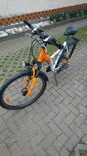 Jugendfahrrad Mountainbike X-trakt 6626
