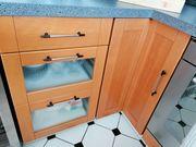 Küchenschränke in Buche