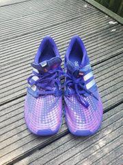 42 Damen Lila Adidas Turnschuhe