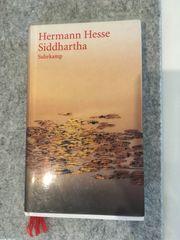 Hermann Hesse Siddhartha 5 EUR