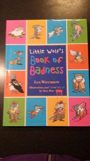 Little Wolf s book of