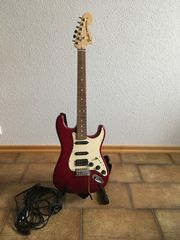 E-Gitarre Fender Highway Stratos one