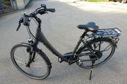 Günstige Gelegenheit Herren-Elektro-Fahrrad Pedelec