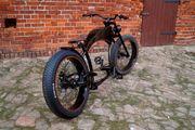 Beachcruiser Chopper Fahrrad Custom Bike