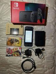 Nintendo Switch-Paket