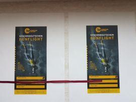 Tickets / Eintrittskarten - Bodyflying in Berlin - 2 Gutscheine