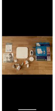 Angelcare Babyphone mit Wireless-Sensormatte AC117-D