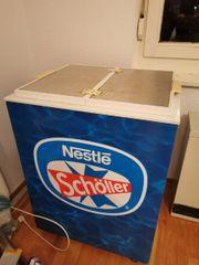 Gefriertruhe Eisteuhe Nestle Schöller Liebherr