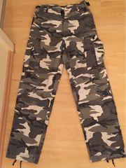 MIL-TEC Rangerhose XS Camouflage