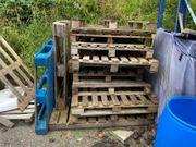10 Euro HolzPaletten zu verschenken