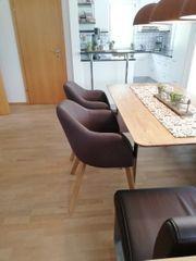 3 Hochwertige Esszimmerstühle