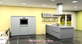 Moderne Grifflose KÜCHE 250 190: Kleinanzeigen aus Köln Ehrenfeld - Rubrik Küchenzeilen, Anbauküchen